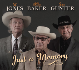 "Patuxent CD-320 Al Jones, Billy Baker & Dee Gunter ""Just a Memory"" 