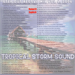 tropical storm soundsystem intl reggae street demo 4 (digital)- - 2006