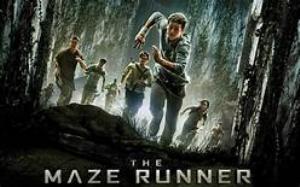 the maze runner(scorch trials)