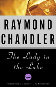 raymond chandler. the lady in the lake