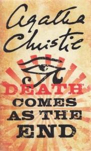 death comes as the end agatha christie