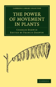 the power of movement in plants  charles darwin