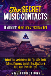 the secret music contacts elite