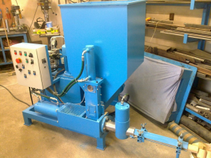 plan for making hydraulic briquette presses