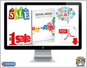 social media marketing scene 2018