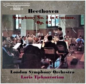 beethoven: symphony no. 5 in c minor, op. 67 - london symphony orchestra/loris tjelnavorian