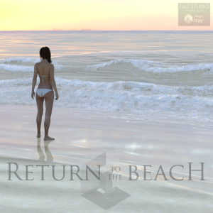 return to the beach