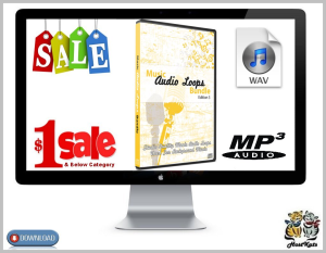 40 royalty free music audio loops edition 3