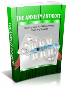 the anxiety antidote