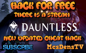 dauntless cheat hack