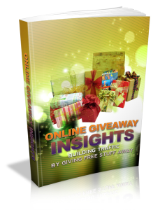 online giveaway insights