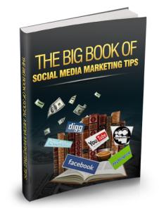 big book of social media marketing tips