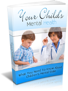 your childs mental health