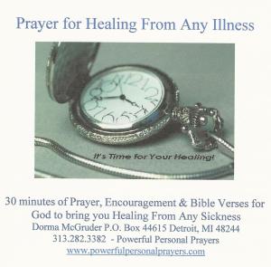 Healing Scriptures | Music | Gospel and Spiritual