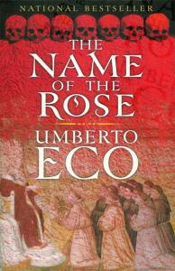 the name of the rose, umberto eco