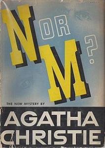 n or m agatha christie