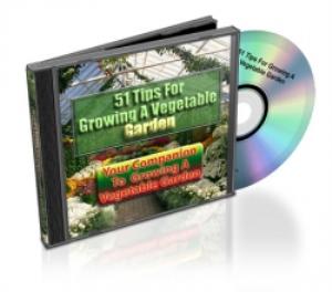 51 veggie garden tips