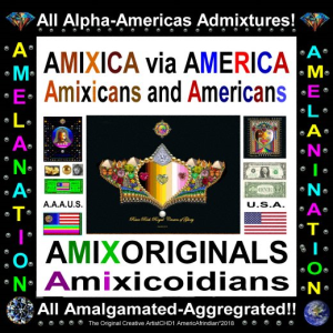 Amixica & Amixicans & Amixoriginals!!! | Photos and Images | Digital Art