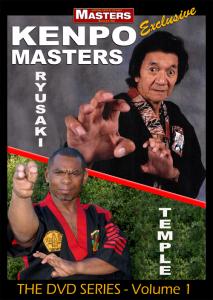 kenpo masters vol-1 bill ryusaki & robert w. temple