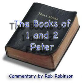 The Books of 1 and 2 Peter Commentary | Audio Books | Religion and Spirituality
