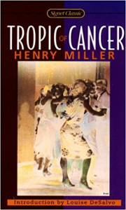 henry miller: tropic of cancer