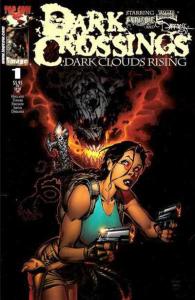 dark crossings #01 - dark clouds rising