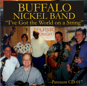 patuxent cd-017 buffalo nickel band - i've got the world on a string