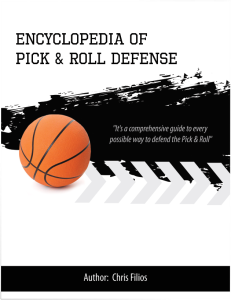 encyclopedia of pick & roll defense