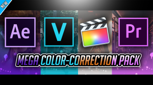 1000+ cinematic color-correction pack by pro edits