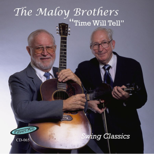 Patuxent CD-065 The Maloy Brothers - Time Will Tell | Music | Jazz