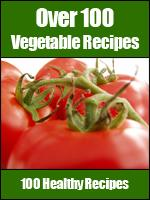over 100 vegetable recipes...