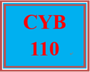 cyb 110 week 4 individual: configuring security on mobile devices