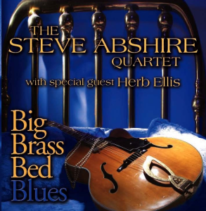 patuxent cd-115 steve abshire - big brass bed blues