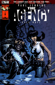 the agency #5 - number one with a bullet