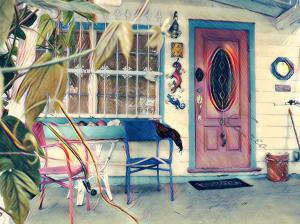 key west cottage
