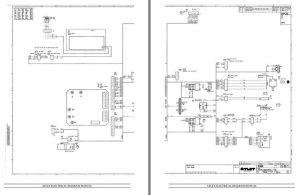 atlet low lifter, stacker p-series: plp, ppc, ppd, ppf, ppl, pps electical diagramm