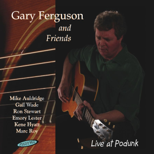 patuxent cd-161 gary ferguson - live at podunk
