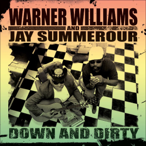 patuxent cd-163 warner williams & jay summerour - down n dirty