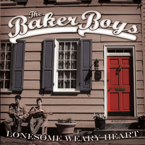 patuxent cd-165 the baker boys - lonesome weary heart