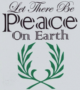 let there be peace on earth custom arranged for vocal, rhythm, brass and percussion