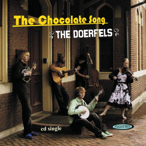 patuxent cd-178 the doerfels - the chocolate song (single)