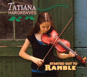patuxent cd-186 tatiana hargreaves - started out to ramble