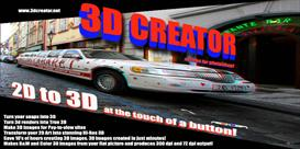 3D Creator for Photoshop | Software | Audio and Video