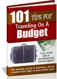 101 Tips for Travelling on a Budget | eBooks | Travel