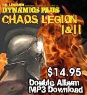Chaos Legion I & II MP3 | Music | Rap and Hip-Hop