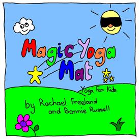 Magic Yoga Mat - Adventures Book 1