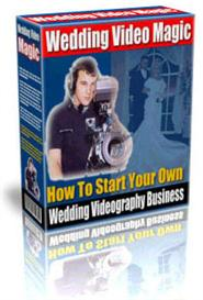 Wedding Video Magic - Wedding Videography Business (Resell OK) | eBooks | Business and Money