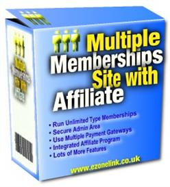 Multiple Membership   Software   Internet