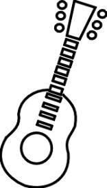 Guitar 2 - eps | Other Files | Clip Art