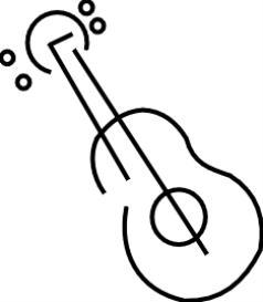 Guitar 1 - eps | Other Files | Clip Art